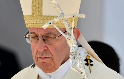 Pope Francis says Catholic priests 'abused nuns and used them as sex slaves' and admits it's still going on
