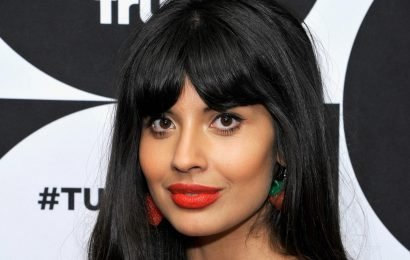 Jameela Jamil brands late Karl Lagerfeld a 'ruthless, fat-phobic misogynist' in brutal attack posted hours after Chanel legend's death
