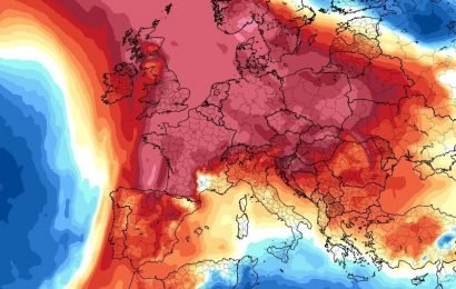 UK weather forecast – Valentine's Day hotter than California as 'African plume' sends temperatures soaring
