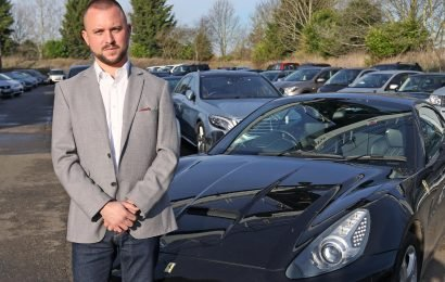 I dropped out of university and turned my love of cars into a £3.7m business