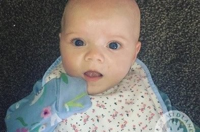 Evil dad, 33, jailed for killing his four-month-old baby daughter at family home
