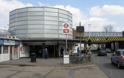 Boy 'left face down on the ground' after being knifed in the stomach at South Ruislip station