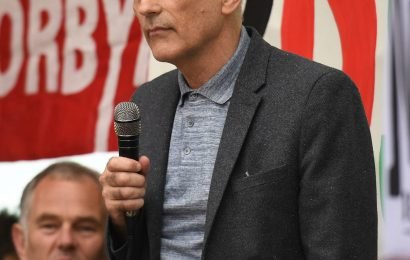 If Labour sacked Chris Williamson over his 'pattern of behaviour' — they should look at Corbyn too as he's up to his neck in anti-Semitism