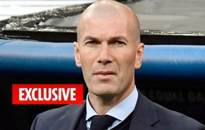 Zidane only wants Chelsea job if they keep Hazard and give him £200m transfer kitty