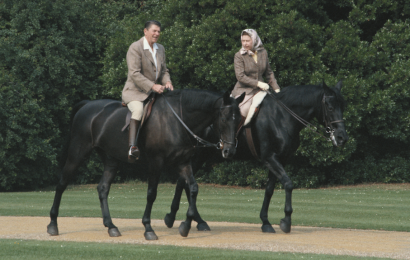 Revealed: Queen Elizabeth's Amazing History With Royal Racehorses