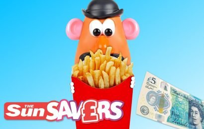 How to make spuddy good savings on chips at the supermarket and fast food chains — plus win a luxury cruise for two worth more than £2,700
