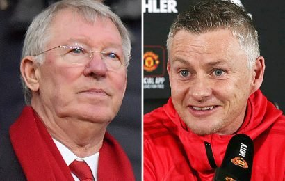 Sir Alex wants Solskjaer appointed full-time Man Utd boss after incredible run