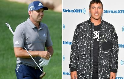 Sergio Garcia told to 'grow up and stop acting like child' in row with Koepka over greens vandalism at Saudi Arabia
