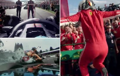 Netflix to release behind-the-scenes F1 documentary ahead of new season including training regime secrets along with tears on the track