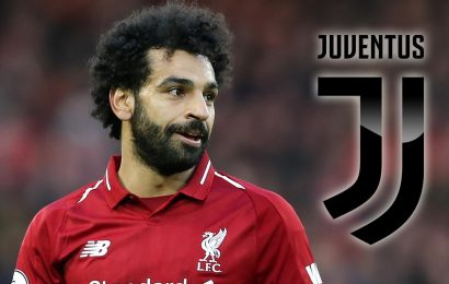 Liverpool star Mohamed Salah wanted in stunning £175m Juventus deal