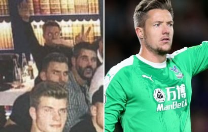 Wayne Hennessey to contest FA charge over alleged Nazi salute as Crystal Palace star maintains gesture was coincidental