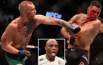 Conor McGregor open to trilogy fight with Nate Diaz with Silva fighting his brother Nick on undercard