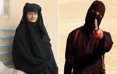 'Terror apologists' CAGE blasted for calling for jihadi bride Shamima Begum to 'be allowed back into UK'