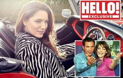 Kelly Brook relieved to get 'lifeline'' on the radio and another shot at fame