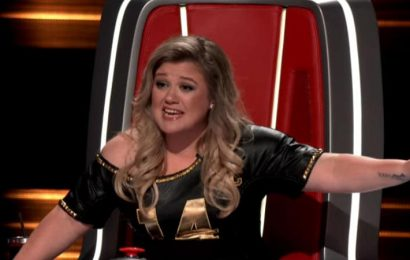 Is Kelly Clarkson leaving The Voice?