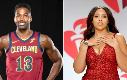Spotted! Tristan Thompson Steps Out for First Time Amid Jordyn Woods Scandal