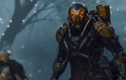 'Anthem' Launch Day Patch to Fix High Level Concerns