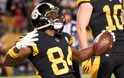 The most likely and intriguing Antonio Brown trade destinations