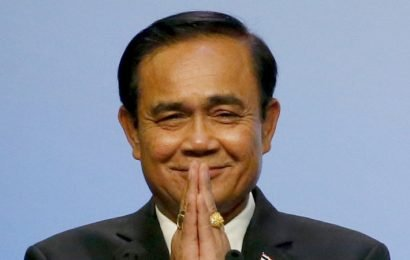 Thai election in the balance as opposition party, leader face bans