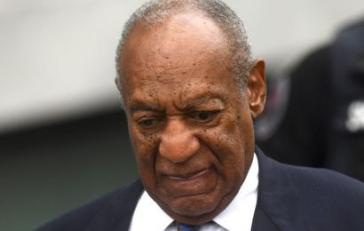 Mass Killer Pins Target On Bill Cosby's Back In Prison