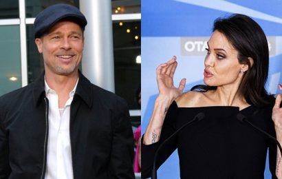 Brad Pitt Thrilled Nightmare Divorce From Angelina Jolie Almost Over & He's More Open To Finding Love Again