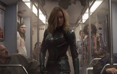 The First Reactions to 'Captain Marvel' Are in: 'Pure Joy'