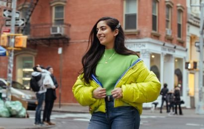I Dressed Up Like a Highlighter in the Name of Fashion, and It Was the Most Entertaining 6 Days of My Life