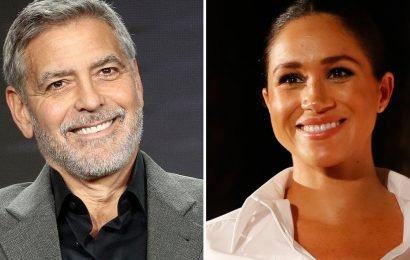 George Clooney Says Meghan Markle is Being 'Vilified', Compares Her Experience to Princess Diana