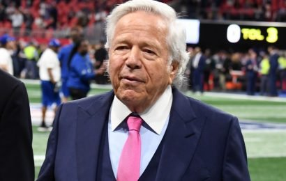 Robert Kraft paid for sex hours before AFC championship: court papers