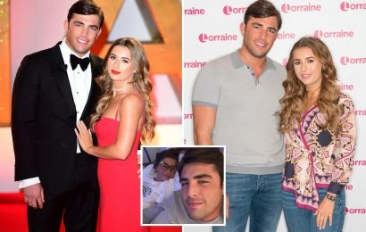 Love Island's Dani Dyer forgives Jack Fincham with raunchy romp in front of passers-by