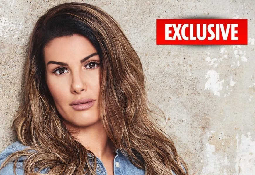 Rebekah Vardy reveals she might not be here if it wasn't for a smear test