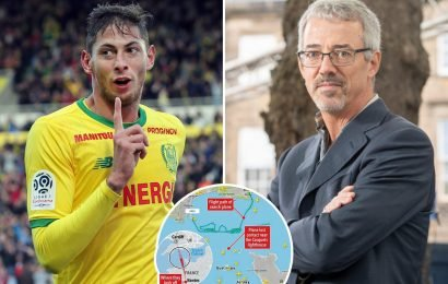 Emiliano Sala's private search chief is 'confident' he'll find plane crash wreckage in days