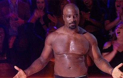 'Drop The Mic' Sneak Peek: Mike Colter Rips Off His Shirt During Face-Off With Ne-Yo — Watch