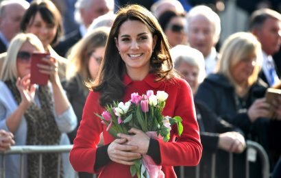 Kate Middleton and Prince William Kick Off Tour of Northern Ireland After Time Off with Kids