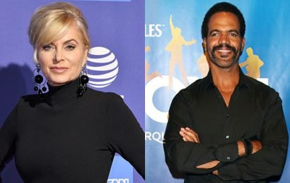 Eileen Davidson & More 'Young & The Restless' Stars Mourn Kristoff St. John With Touching Messages