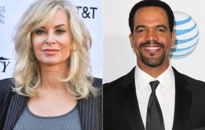 The Young & the Restless' Eileen Davidson Mourns Kristoff St. John: 'He Left an Indelible Mark'