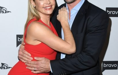 Yup, Denise Richard's Husband's Job Really Is As Complicated As It Sounded On 'RHOBH'