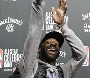 Famous Los Dunks On The Competition To Win MVP At The NBA All-Star Celebrity Game