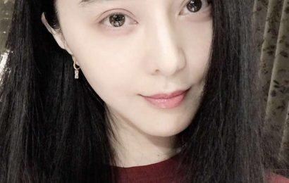 China's Fan Bingbing Returns to Social Media After Mysterious Disappearance and Tax Evasion Fines