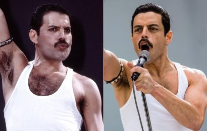 Bohemian Rhapsody: See the Cast Side-by-Side with the Real Rockers They Play in the Film