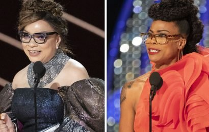 'Black Panther' Oscar Wins Are a Landmark Moment for Black Women In Hollywood