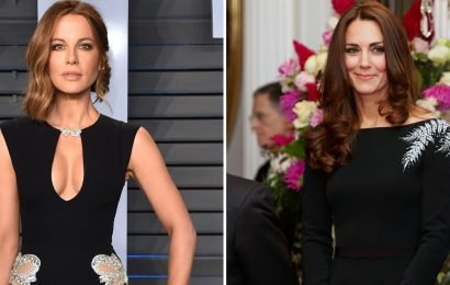 Kate Beckinsale Was Mistaken for Kate Middleton and She Responded Perfectly