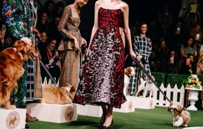 Lela Rose Staged a Dog Show and a Fashion Show All in One