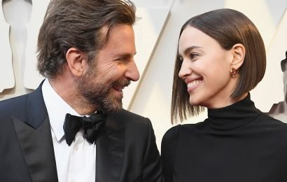 Bradley Cooper and Irina Shayk Had Us Swooning on the Red Carpet