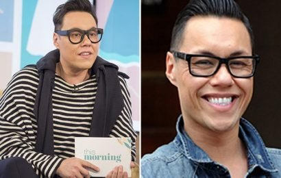 Who is Gok Wan and what's the This Morning presenter and fashion expert said about weight loss?
