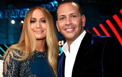 J.Lo celebrates two years of 'so much love' with A-Rod