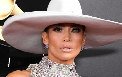 So, Jennifer Lopez Just Came for Everyone Who Said She Had No Business Doing a Motown Tribute