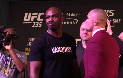 UFC 235 fight card predictions: Can Anthony Smith pull off an upset against Jon Jones?