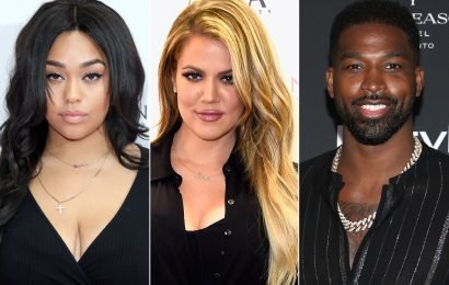 Khloé Kardashian Unfollows Jordyn Woods on Instagram… but Still Follows Tristan Thompson