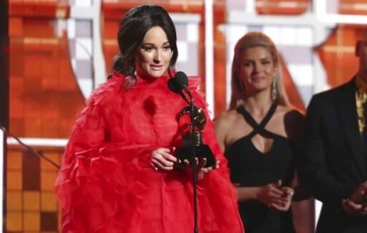 Grammy 2019: Kacey Musgraves Wins Album of the Year